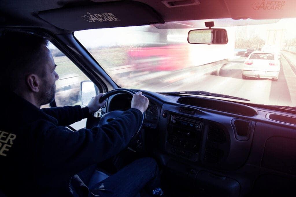 Chaufför med trafiktillstånd, Flyttfirma Peter Åkare AB