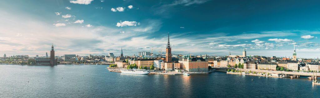 Stockholm stad hamn