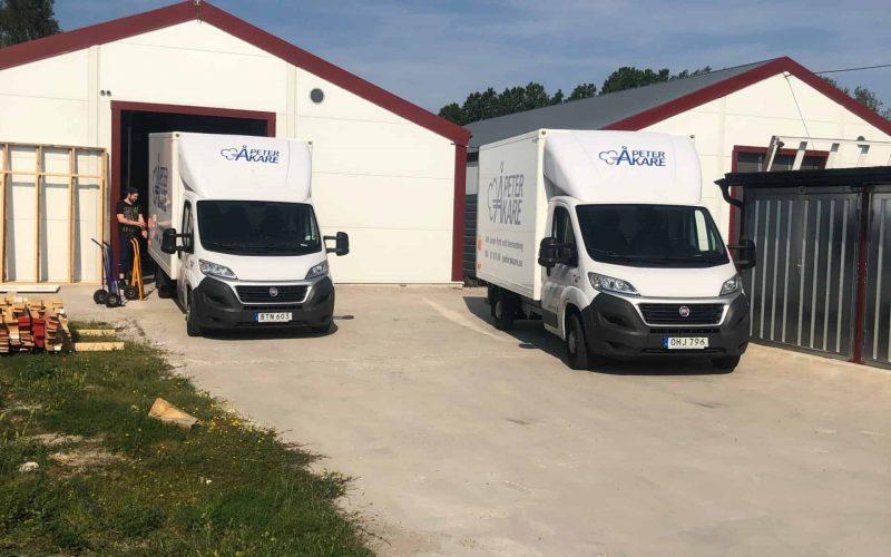 stockholm moving company
