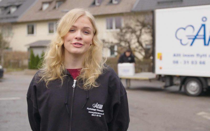 Flyttfirma Peter Åkare AB informationsfilm